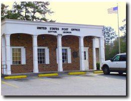 Guyton Post Office