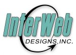 Website design by InterWeb Designs, Inc.